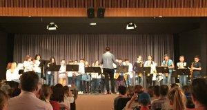 Frühjahrskonzert: Holbeiner Musiker begeistern das…