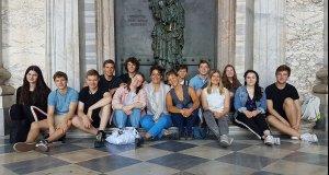 "P-Seminarfahrt nach Rom: ""Holbein ante…"