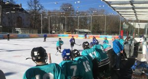 Sensation knapp verpasst:|Holbeiner Eishockeyteam ganz…