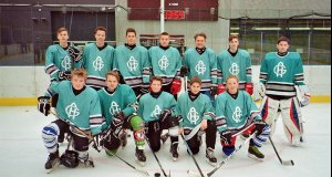 Eishockey Achtungserfolg