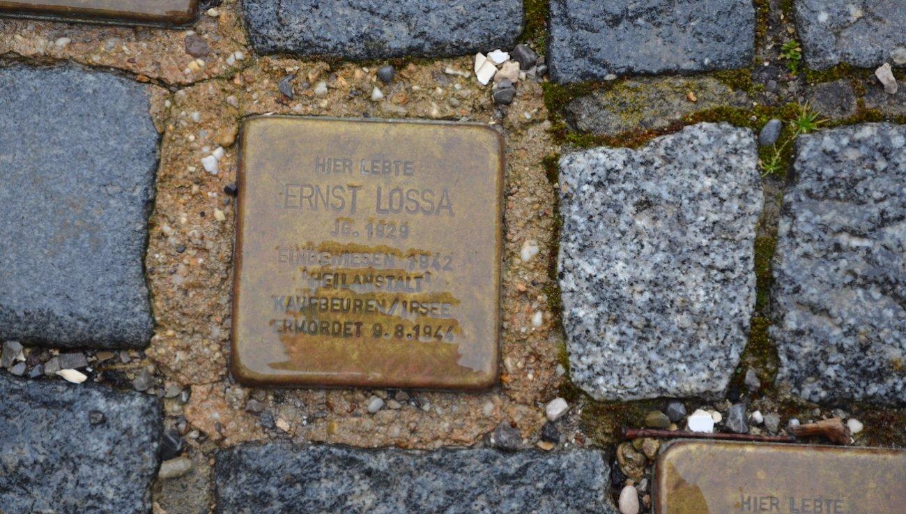 """""""Nebel im August"""" – Die 9d auf den Spuren von Ernst Lossa"""
