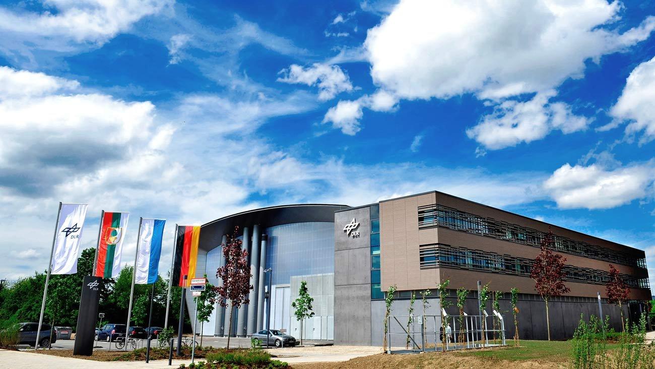 Das Deutsche Zentrum für Luft- und Raumfahrt (DLR) in Augsburg